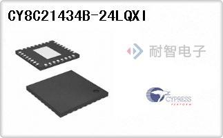 CY8C21434B-24LQXI