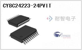 CY8C24223-24PVIT