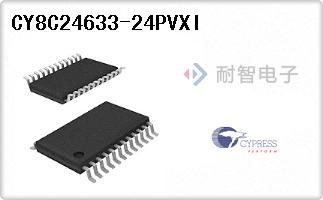 CY8C24633-24PVXI