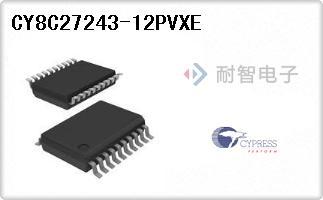 CY8C27243-12PVXE