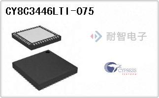 CY8C3446LTI-075