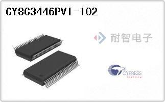 CY8C3446PVI-102