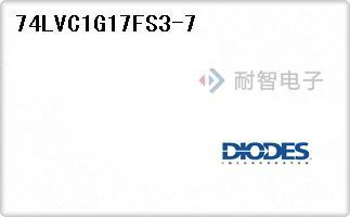 DIODES公司的逻辑 - 缓冲器,驱动器,接收器,收发器-74LVC1G17FS3-7
