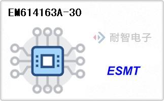 ESMT公司的内存芯片-EM614163A-30
