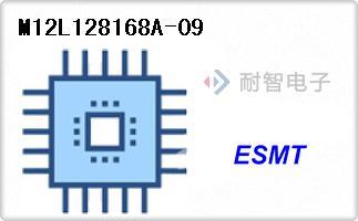 ESMT公司的内存芯片-M12L128168A-09