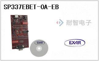 Exar公司的评估和演示板和套件-SP337EBET-0A-EB