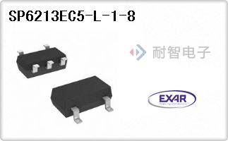 Exar公司的线性稳压器芯片-SP6213EC5-L-1-8