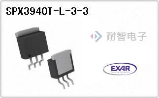 Exar公司的线性稳压器芯片-SPX3940T-L-3-3