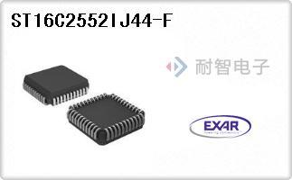 ST16C2552IJ44-F