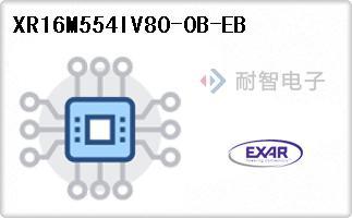 Exar公司的评估和演示板和套件-XR16M554IV80-0B-EB