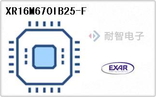 XR16M670IB25-F