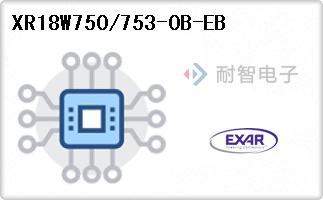 Exar公司的评估和演示板和套件-XR18W750/753-0B-EB