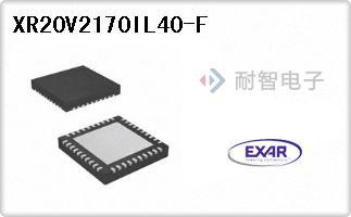 Exar公司的通用异步接收器及发送器芯片-XR20V2170IL40-F