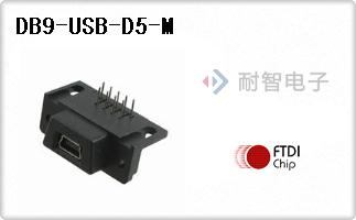 DB9-USB-D5-M