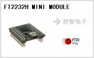 FT2232H MINI MODULE