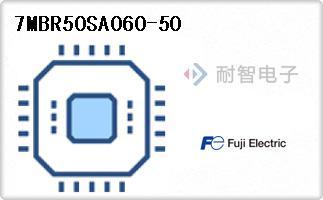 FUJI公司的富士IGBT模块-7MBR50SA060-50
