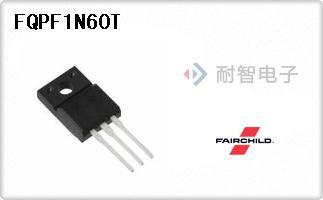 FQPF1N60T