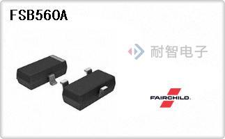 Fairchild公司的单路晶体管(BJT)-FSB560A