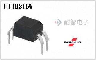 Fairchild公司的晶体管,光电输出光隔离器-H11B815W