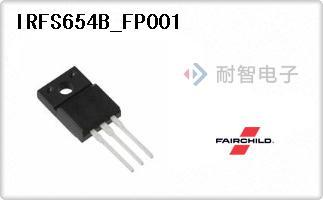 Fairchild公司的单端场效应管-IRFS654B_FP001