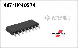 MM74HC4052M