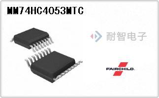 MM74HC4053MTC
