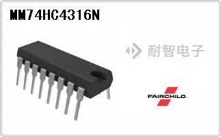 MM74HC4316N