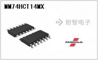 MM74HCT14MX