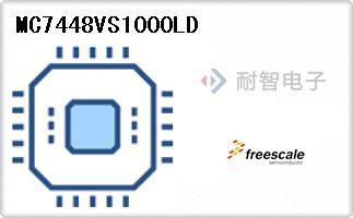 Freescale公司的微处理器-MC7448VS1000LD
