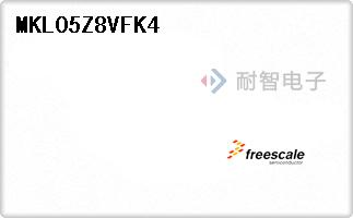 Freescale公司的微控制器-MKL05Z8VFK4