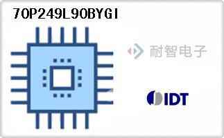 IDT公司的存储器芯片-70P249L90BYGI