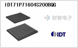 IDT71P71604S200BQG