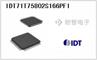 IDT71T75802S166PFI