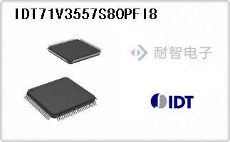 IDT71V3557S80PFI8