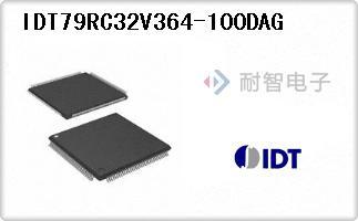 IDT79RC32V364-100DAG
