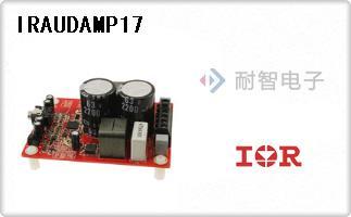IR公司的音频放大器评估板-IRAUDAMP17