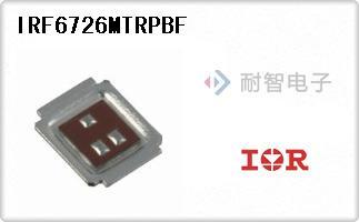 IR公司的单端场效应管-IRF6726MTRPBF