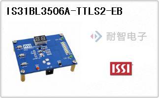 ISSI公司的LED驱动器评估板-IS31BL3506A-TTLS2-EB