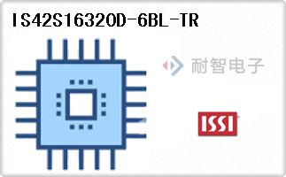 IS42S16320D-6BL-TR