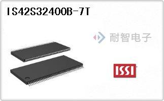 IS42S32400B-7T