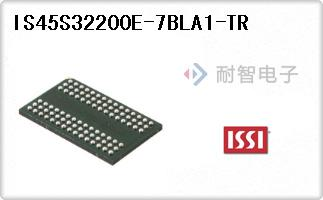 ISSI公司的存储器芯片-IS45S32200E-7BLA1-TR
