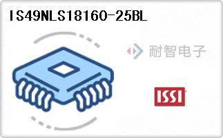 IS49NLS18160-25BL