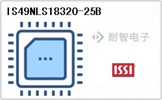 IS49NLS18320-25B