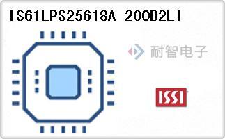IS61LPS25618A-200B2LI