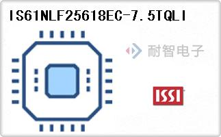 IS61NLF25618EC-7.5TQLI