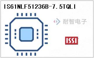 IS61NLF51236B-7.5TQLI