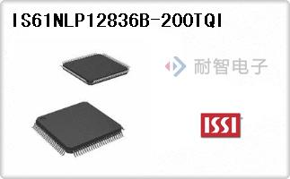 ISSI公司的存储器芯片-IS61NLP12836B-200TQI
