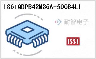 IS61QDPB42M36A-500B4LI