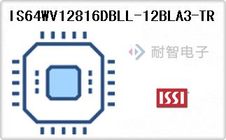 ISSI公司的存储器芯片-IS64WV12816DBLL-12BLA3-TR