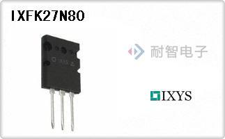 IXFK27N80